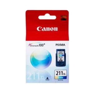 Cartucho Original Canon CL-211XL