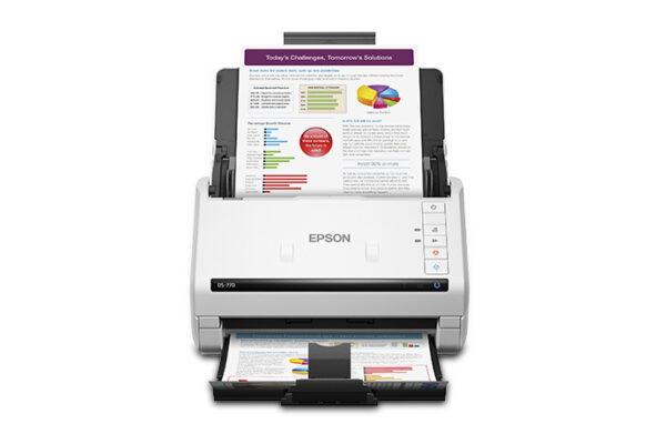Escaner Epson DS-770